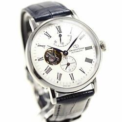 Orient Rk-av0003s Watch Orientstar Classic Mechanical Automatic Menand039s In Box