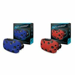 Hyperkin Gelshell Headset Silicone Skin For Htc Vive Blue And Gelshell Headset ...