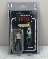 2019 Star Wars Vintage Collection - Vc136 Han Solo W/ Carbonite In Figure Shield