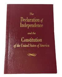 U.S. Constitution Pocket Size amp; The Declaration of Independence Brand New