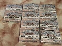 Yu-gi-oh Ghost From The Past - 10 Mini Box Brand New Sold Out Every Where