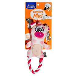 Total Care Piggy Tugger Dog Toy Interactive Squeak Pet Supplies Animals Gifts