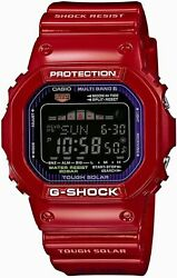 Casio G-shock G-lide Gwx-5600c-4jf Tide Graph And Moon Data Menand039s Watch New