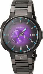 Seiko Watch Wired Wena Agab703 Ghost In The Shell Sac_2045 Limited Model New