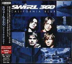 Swirl 360 - California Blur - Japan Cd+3bonus - New