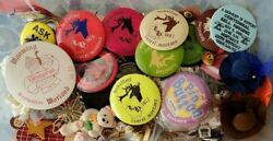 Lot Of Buttons Pins Brooches Collectable Wearable Craft Vintage Modern 1.7 Lbs
