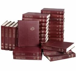 The Great Soviet Encyclopedia Of 1974 Russian Books 30 Volumes. 31 Books Vintage