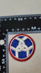 K2993 1950s 60s Us Army Shoulder Patch For 315 Logistical Command Log L2a