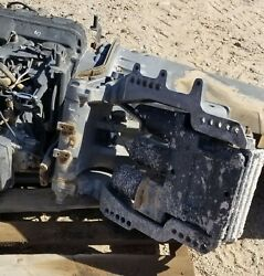 Mariner Offshore. Lost Compression In One Cylinder. Cowling Good Condition.