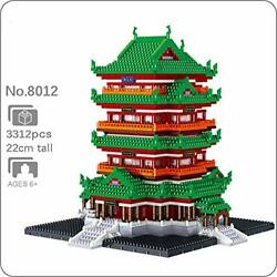 Childrenand039s Gifts Chinesebuilding Tower Diamond Particle Creative Building Diy