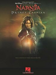 The Chronicles Of Narnia - Caspian Piano Voix Gu By Gregson-williaandhellip