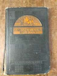 Household Searchlight Recipe Book Cookbook Tabbed Pages - 1938 -11th Printing