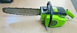Vintage Poulan 306a Chainsaw From Texas Chainsaw Massacre Untested Ships Free