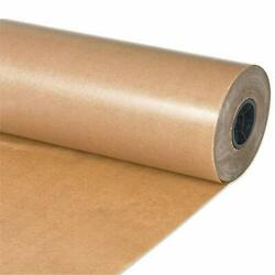 Aviditi Waxed Paper Rolls 18 Inches Kraft 1 Roll Non-abrasive Made In The Usa