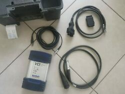 Diagnostic Heavy Duty Hd Truck - Daf Vci-560 Original Set Including Box And Cables