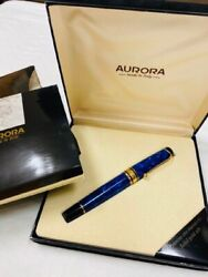Aurora Fountain Pen 996 Optima Blue A Reprint Of The Best-selling 1930s