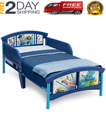 Childrens Bed Toy Story 4 Toddler Boys Furniture With Mattress Woody Buzz Childs