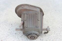 Antique Marine Wood Boat Transmission Gearbox Assembly Engine Various Models
