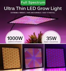 Led Grow Light Full Spectrum Phyto Lamp For Indoor Plant Hydroponic System 1000w