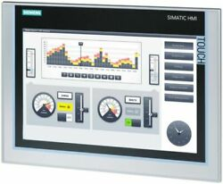 Siemens Hmi Tp1200 Comfort Panel With Touch Screen 12 In.