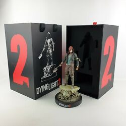 New Dying Light 2 Aiden Caldwell Statue Figure E3 2019 Press Kit Collector's