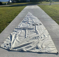 Vector Sails 26' Double-sided Sailboat Sail For Chrysler 26 Sailboat