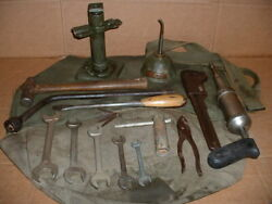 Ww2 Willys Mb Or Ford Gpw Jeep Jack With Tool Kit 1942431944 Army Wwii.