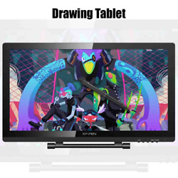 Drawing Tablet Pen Display 21.5 Inch Graphics Monitor 1920x1080 Fhd Adjustables