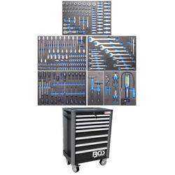 Cart Tool Holder 8 Drawers+234 Tools - Code Bgs4113 Fbgs4113 Bgs Off
