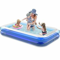 Redliro Inflatable Swimming Pools Family Swim Center Blowup Water Pools For