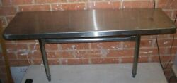 Restaurant Supplies New 32 Long Stainless Steel Wall Mount Or Table Shelf