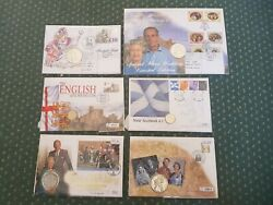 World / Gb Coin Covers Incl Silver Discounts To 30 82 Covers To Choose From