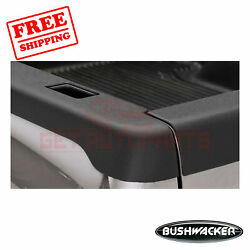 Bushwacker Truck Bed Side Rail Protector Fits Gmc Sierra 1500 Hd Classic 2007-07