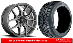 Alloy Wheels And Tyres 19 Rotiform Zmo For Infiniti M45 [mk1] 03-04