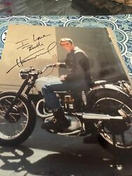 Henry Winkler Signed Autographed 8x10 Photo The Fonz Happy Days
