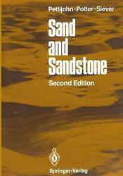 Sand And Sandstone By F.j. Pettijohn English Paperback Book Free Shipping