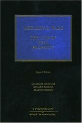 Megarry And Wade The Law Of Real Property By Harpum, Charles Hardback Book The