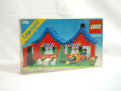Lego Town House With Garden 560 Vintage 1979s Original New