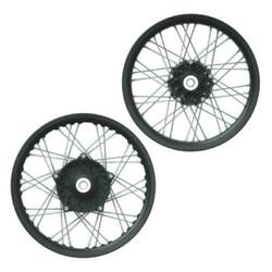 Indian Motorcycle K-wheel Wire Front 19x3.0 - 2883509