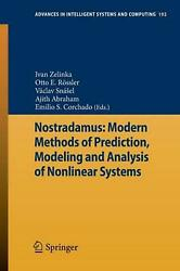 Nostradamus Modern Methods Of Prediction, Modeling And Analysis Of Nonlinear Sy