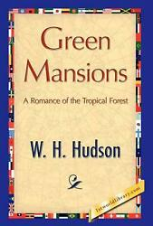 Green Mansions By H. Hudson W.h. Hudson English Hardcover Book Free Shipping