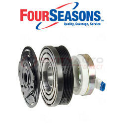 Four Seasons A/c Compressor Clutch Assembly For 1996-1999 Oldsmobile Lss Dt