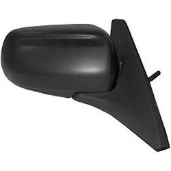 Ma1321130 New Right Door Mirror Without Heated Glass Black