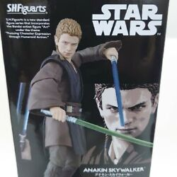 S.h.figuarts Star Wars Anakin Skywalker Attack Of The Clones Limited Figure Fs