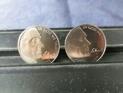 Roll Of 40 Coins 2005-s Mirror Proof Lewis Clark Buffalo Nickels