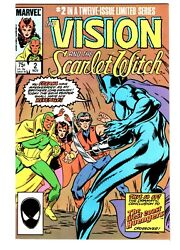 Vision And The Scarlet Witch 2 - Final Battle With West Coast Avengers Copy 2