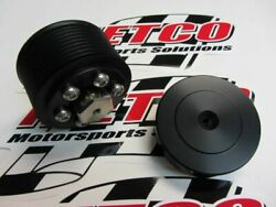 Metco 2.50 Interchangeable Supercharger Pulley/hub Kit 15-18 Hellcat Hcp2.50