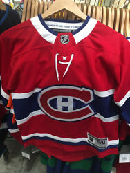 Montreal Canadiens Home Youth Small/medium Jersey