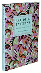 Art Deco Patterns Studio Source Books By Atterbury, Paul Book The Fast Free