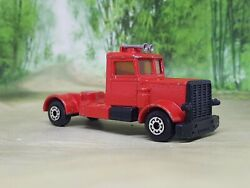 Matchbox Superfast Long Haul Tractor Unit 1979 Diecast Model - Used Condition